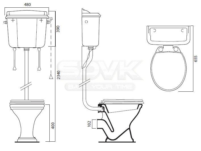 Артикул.  Вид установки.  Внимание:Сливная труба для бочка, сливной механизм и цепочка в комплект не входит.