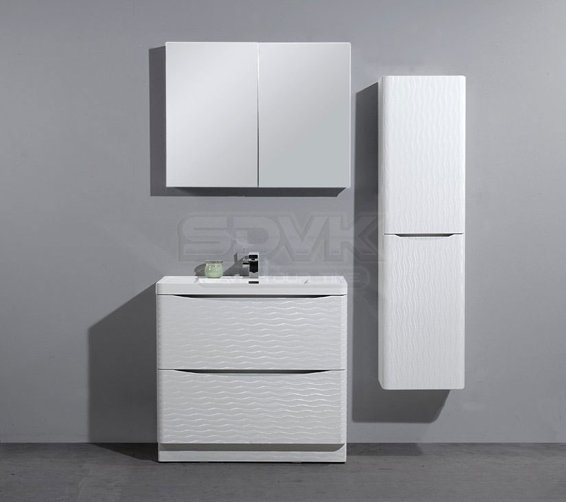 ���� ������ ��� ������ BelBagno Ancona-N 80 ��������� bianco lucido