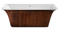 ����� Lagard Evora Brown Wood