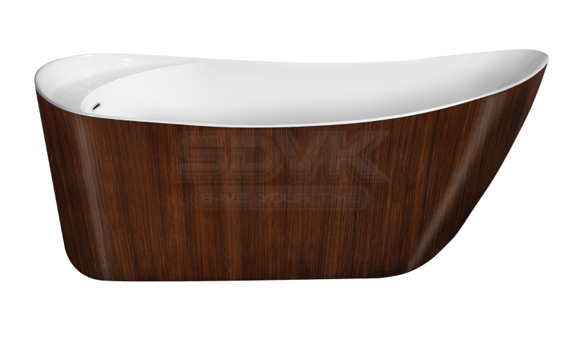 Фото Ванна Lagard Minotti Brown Wood