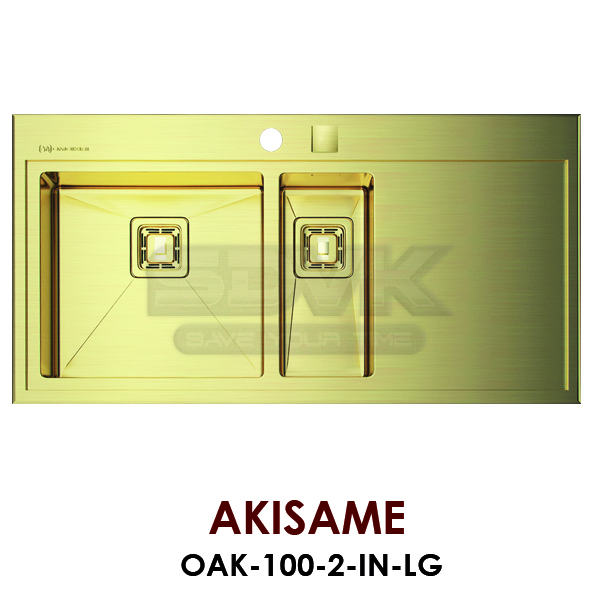 ���� �������� ����� Omoikiri Akisame 78-GM-R OAK-100-2-IN-LG