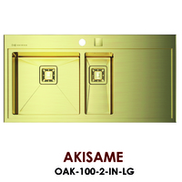 �������� ����� Omoikiri Akisame 78-GM-R OAK-100-2-IN-LG