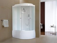 Душевая кабина Royal Bath RB 8120ВК1-T L
