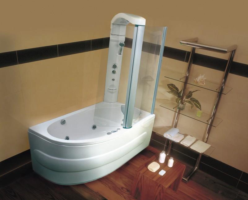 Кабинка для ванной своими руками