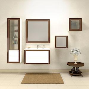 Шкафы для ванной цены